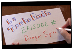 Le TurboDoodle: Dragon Spirit